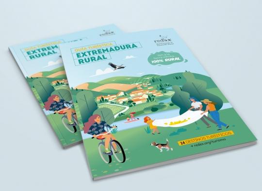 Portada Extremadura Rural