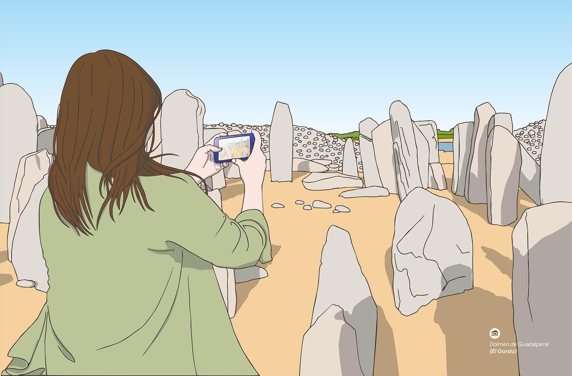 azul-piedra-campo-aranuelo-dolmen-guadalperal