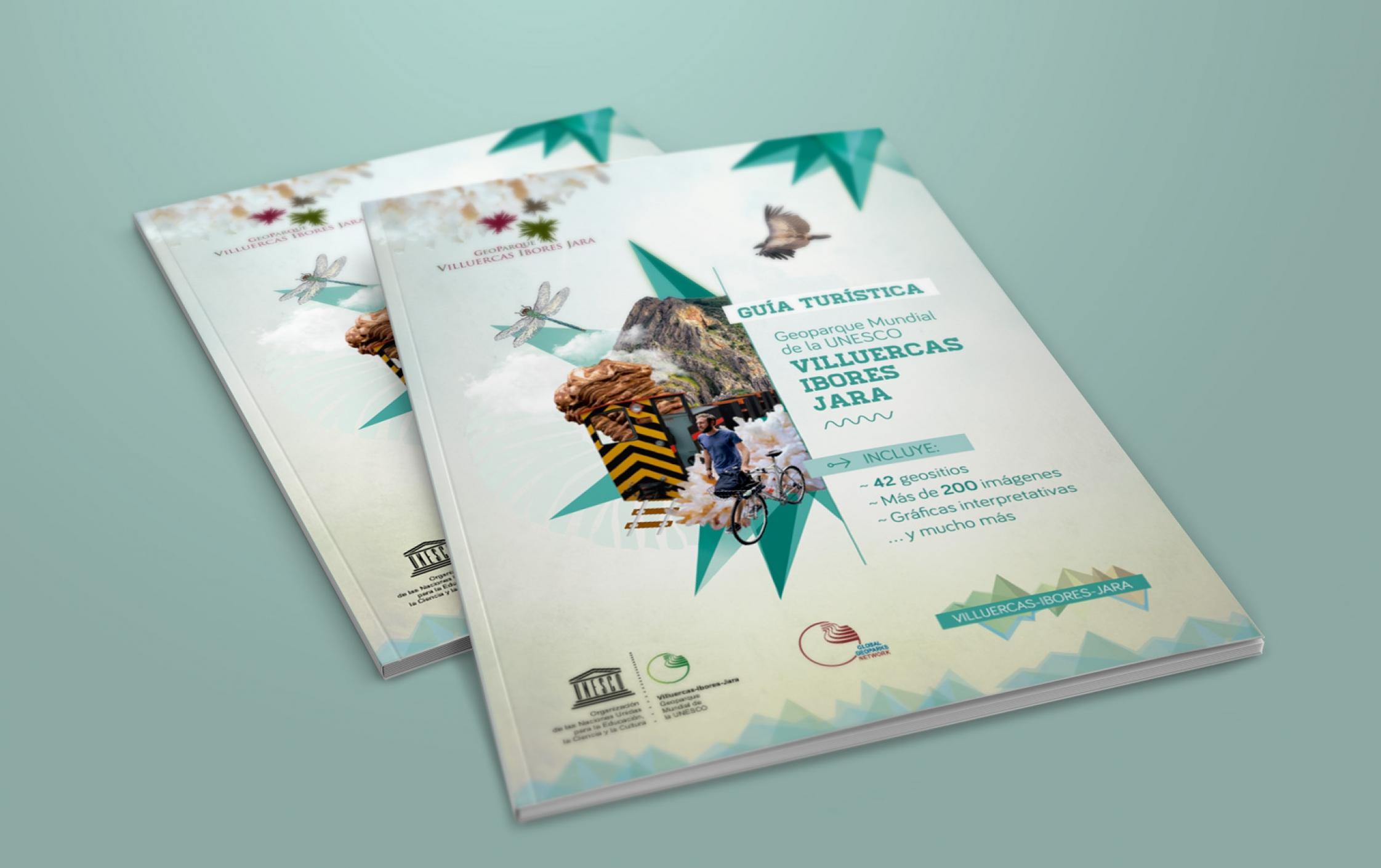 Guía turística Geoparque Villuercas Ibores Jara